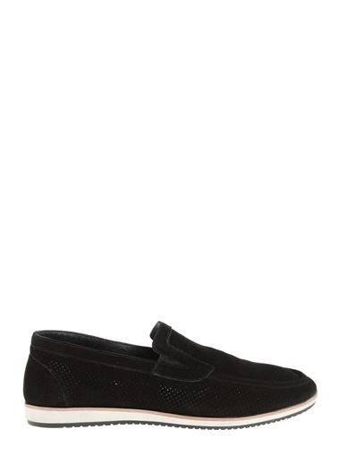 Daffari Deri Ayakkabı Siyah